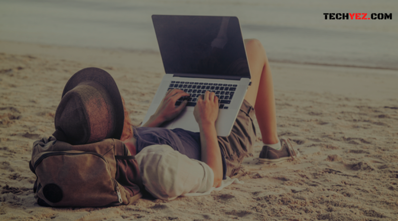 What is a digital nomad